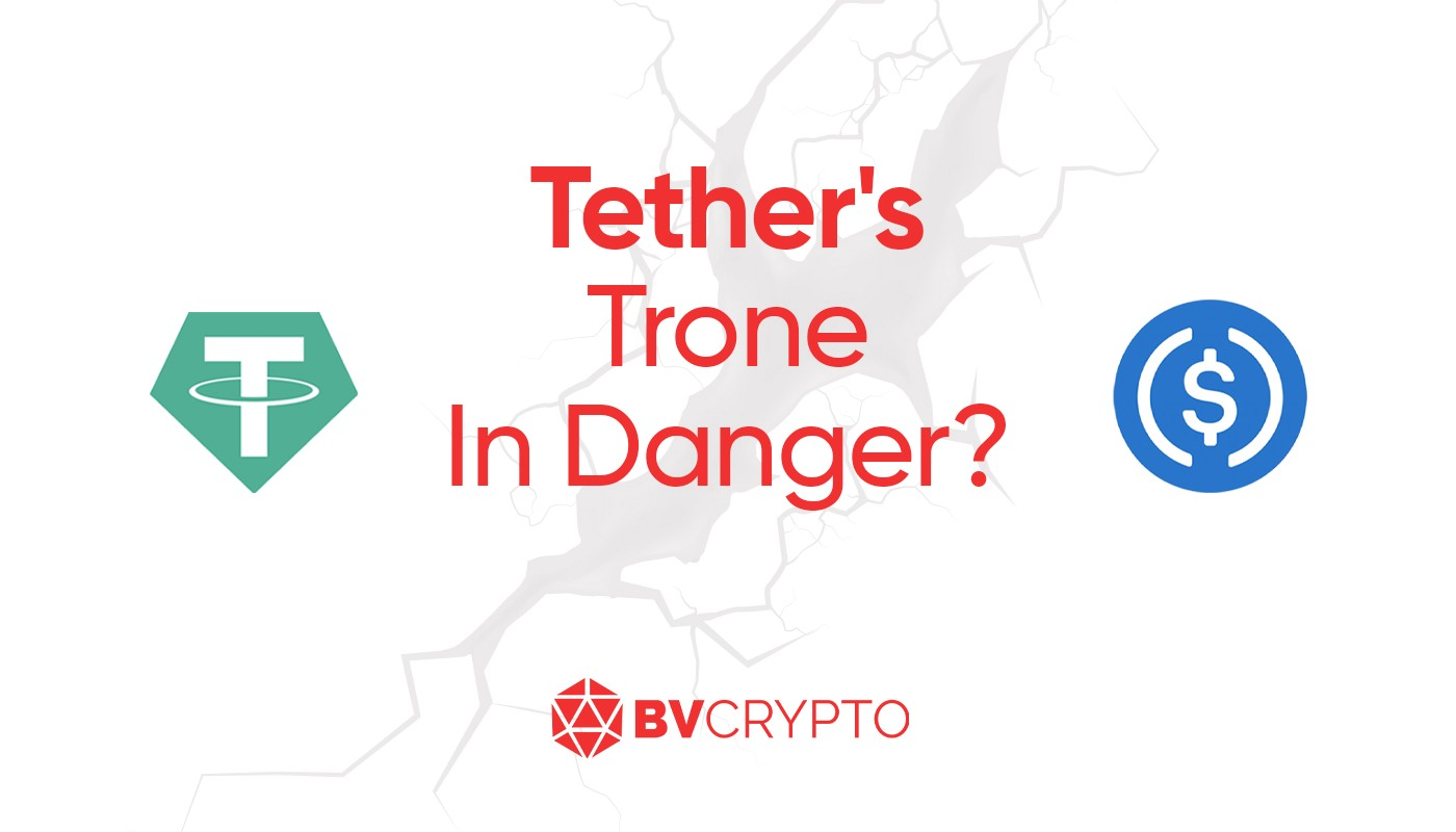 Is Tether's Throne In Danger?